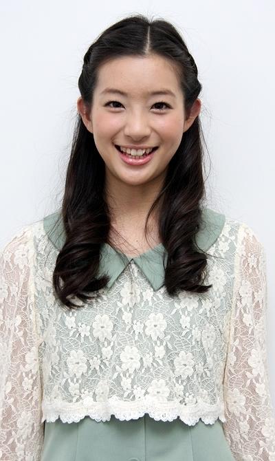 足立梨花/Rika Adachi, Mar 02, 2013 : Jリーグについて熱く語ってくれた女優の足立梨花さん=2013年3月2日撮影