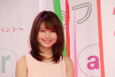 有村架純/Kasumi Arimura, Sep 20, 2015 : 女性ファッション誌「ar(アール)」(主婦と生活社)の創刊20周年イベント