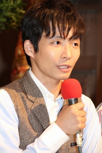 星野源/Gen Hoshino, Aug 09, 2012 : 「LIFE!~人生に捧げるコント~」の収録=2012年8月9日撮影