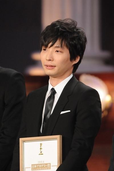 星野源/Gen Hoshino, Mar 07, 2014 : 「第37回日本アカデミー賞」授賞式=2014年3月7日撮影