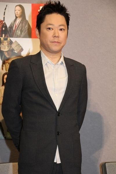 阿部サダヲ/Sadao Abe, Feb 09, 2012 : 大河ドラマ「平清盛」の試写会