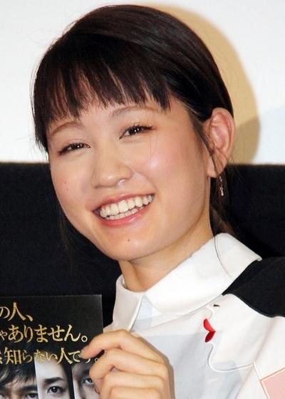 前田敦子, Jul 07, 2016 : 東京・新宿ピカデリーで開催された映画「クリーピー 偽りの隣人」の大ヒット記念トークショー
