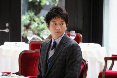 向井理/Osamu Mukai, Sep 07, 2015 : 連続ドラマ「遺産争族」の撮影に臨む向井理さん