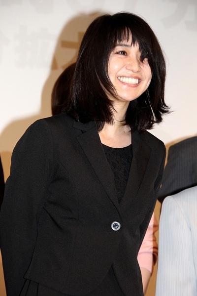 大島優子/Yuko Oshima, Apr 11, 2015 : 連続ドラマ「ヤメゴク~ヤクザやめて頂きます~」の特別試写会=2015年4月11日撮影