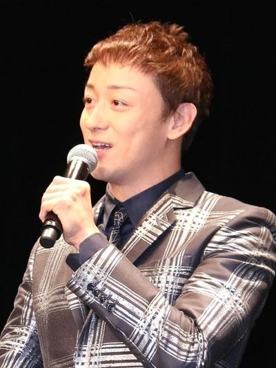 山本耕史/Koji Yamamoto, Oct 05, 2015 : 映画「ギャラクシー街道」(三谷幸喜監督)の完成披露試写会