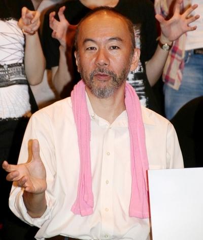塚本晋也, Aug 24, 2016 : 都内で行われた映画「シン・ゴジラ」の「女性限定鑑賞会議」の舞台あいさつ