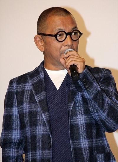 中野英雄, Sep 10, 2016 : 東京・TOHOシネマズ 新宿にて開催された映画「にがくてあまい」の初日舞台あいさつ