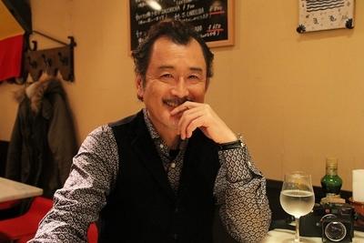 吉田鋼太郎/Koutaro Yoshida, Nov 29, 2014 : 今年の大ブレークを振り返った吉田鋼太郎さん=2014年11月29日撮影