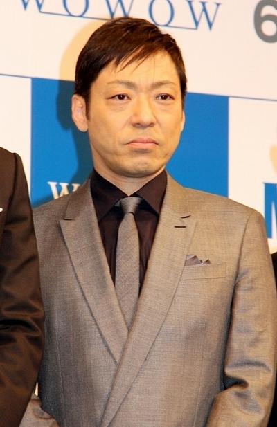 香川照之/Teruyuki Kagawa, Apr 05, 2014 : 「MOZU Season1~百舌の叫ぶ夜~」の試写会と会見=2014年4月5日撮影