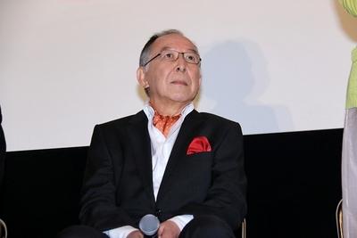 橋爪功/Isao Hashizume, Mar 12, 2016 : 都内で行われた映画『家族はつらいよ』の初日舞台あいさつ