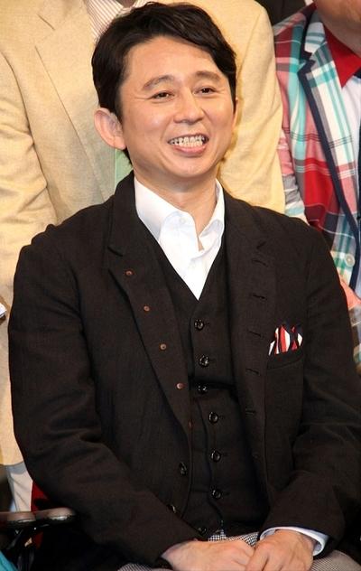 有吉弘行/Hiroiki Ariyoshi, Jun 03, 2015 : アフラックの新キャンペーン発表会に登場した有吉弘行さん=2015年6月3日撮影