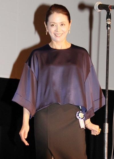 小泉今日子, Nov 19, 2016 : 東京・パルテノン多摩にて行われた第8回TAMA映画賞の授賞式