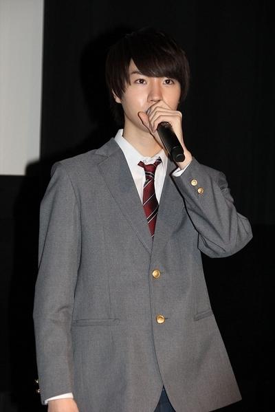 桜田通/Dori Sakurada, Feb 12, 2016 : 東京都内で行われた連続ドラマ「グッドモーニング・コール」のドラマ化記念トークイベント