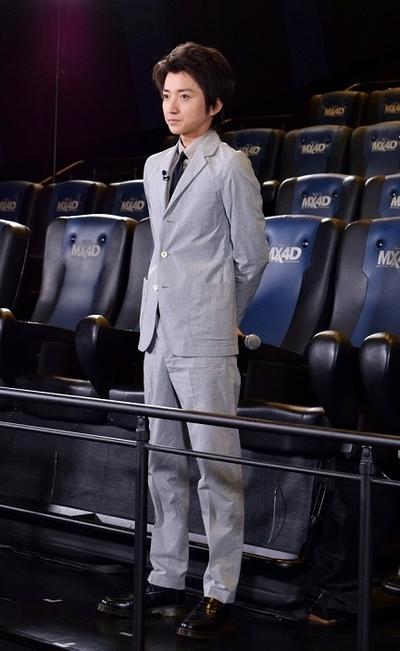 藤原竜也, Jun 09, 2016 : 東京都内の劇場で行われた映画「インデペンデンス・デイ:リサージェンス」の公開アフレコ