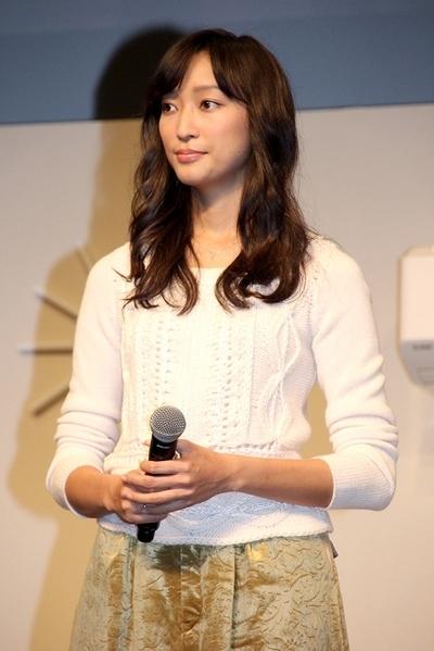 杏/Anne, Sep 29, 2015 : 三菱電機の新CMトークイベント