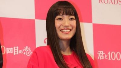 miwa, Dec 12, 2016 : 東京・よみうりホールにて開催された映画「君と100回目の恋」の完成披露舞台あいさつ