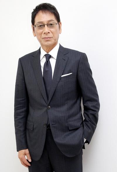 大杉漣/Ren Ohsugi, Jun 20, 2015 : WOWOWの「海外スポーツドキュメンタリー特集」でナビゲーターを務める大杉漣さん=2015年6月20日撮影
