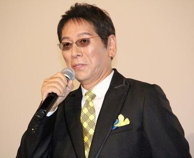 大杉漣/Ren Ohsugi, Oct 15, 2015 : 映画「レインツリーの国」の完成披露試写会=2015年10月15日撮影