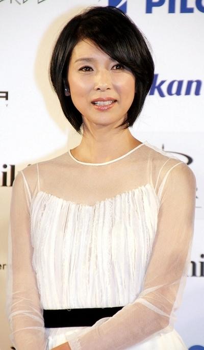 黒木瞳/Hitomi Kuroki, Nov 14, 2013 : 「万年筆ベストコーディネイト賞2013」授賞式=2013年11月14日撮影