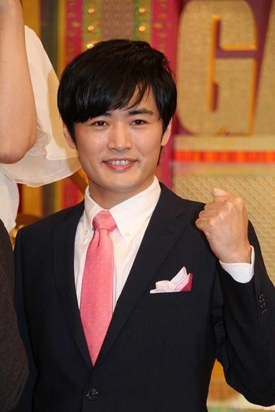 劇団ひとり/Gekidan Hitori, Apr 10, 2012 : 東京・汐留の日本テレビにて、新番組「ガチガセ」の初収録前に会見。