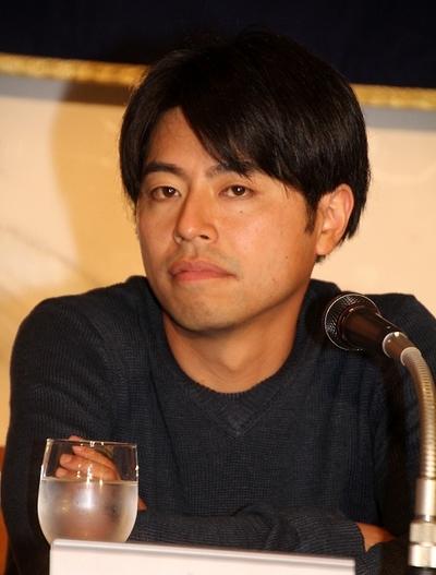 石井裕也/Yuya Ishii, May 13, 2014 : 映画「ぼくたちの家族」の会見=2014年5月13日撮影