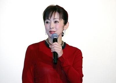 斉藤由貴/Yuki Saito, Jan 16, 2016 : 映画「パディントン」の舞台あいさつ