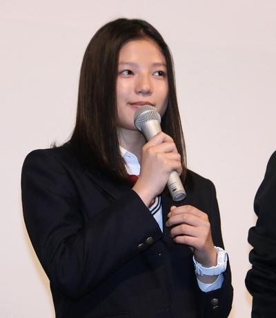 石井杏奈(E-girls), Jul 13, 2016 : 東京都内で行われたTBS系の日曜劇場「仰げば尊し」のイベント