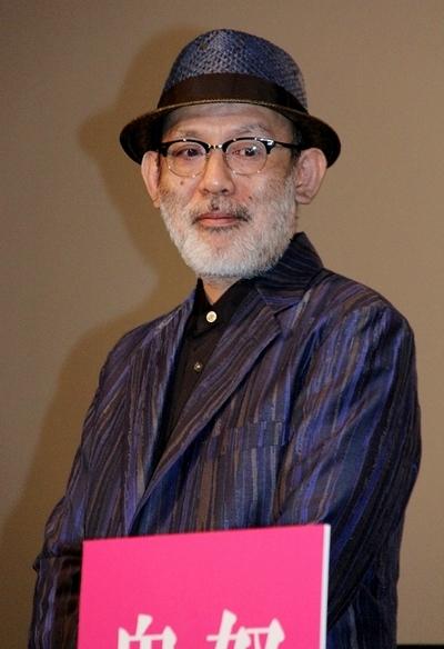 中島哲也/Tstsuya Nakajima, Jun 09, 2014 : 「渇き。」の完成披露試写会=2014年6月9日撮影
