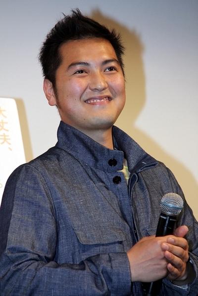 加治将樹/Masaki Kaji, Feb 18, 2015 : 映画「サムライフ」(森谷雄監督)舞台あいさつ=2015年2月18日撮影