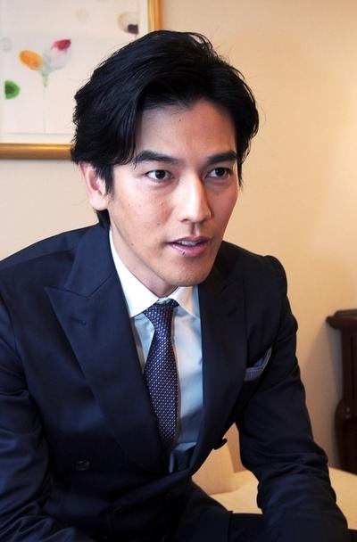 要潤/Jun Kaname, Feb 22, 2016 : 映画「あやしい彼女」について語った俳優の要潤さん