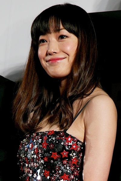 菅野美穂/Miho Kanno, Oct 23, 2014 :  Tokyo, Japan: Actress Miho Kanno poses for the cameras at the 27th Tokyo International Film Festival, Opening Event Red Carpet at Roppongi Hills Arena in Tokyo, Japan, October 23, 2014. This year the Prime Minister Shinzo Abe attends the opening ceremony. The Film Festival will run through until Friday 31. (Photo by Rodrigo Reyes Marin/AFLO)