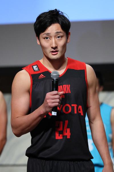 田中大貴/Daiki Tanaka (Alvark), SEPTEMBER 12, 2016 - Basketball : 2016-17 B.LEAGUE Tip off Conference in Tokyo, Japan. (Photo by YUTAKA/AFLO SPORT)