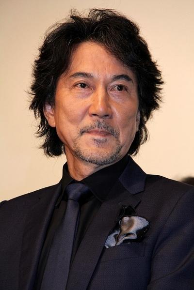 役所広司/Koji Yakusho, Jun 09, 2014 : 「渇き。」の完成披露試写会=2014年6月9日撮影