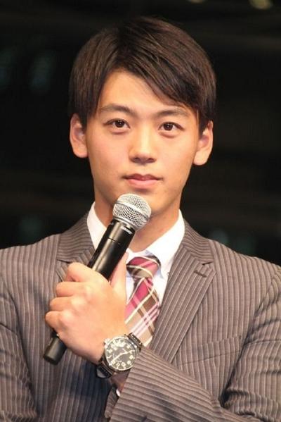 竹内涼真, Nov 17, 2016 : 横浜市内で行われたドラマ「THE LAST COP/ラストコップ」のPRイベント