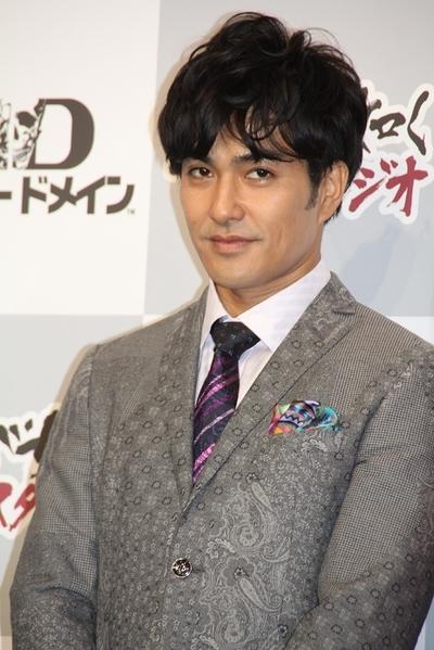 北村一輝/Kazuki Kitamura, Feb 13, 2012 : ゲーム「バイナリードメイン」の完成披露会