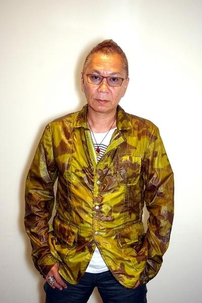 三池崇史/Takashi Miike, Jul 23, 2013 : DVDがリリースされた映画「藁の楯」について語った三池崇史監督=2013年7月23日撮影