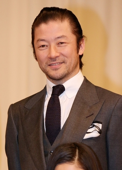 浅野忠信/Tadanobu Asano, Feb 09, 2016 : 東京都内で行われた「第58回ブルーリボン賞」の授賞式