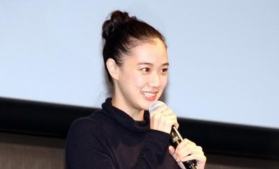 蒼井優, Sep 26, 2016 : 東京・虎ノ門ヒルズフォーラムにて開催された第29回東京国際映画祭のラインナップ発表会