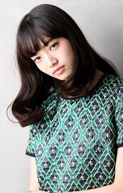 小松菜奈, Aug 24, 2016 : ファッションのこだわりについて語った小松菜奈さん=2016年8月24日撮影