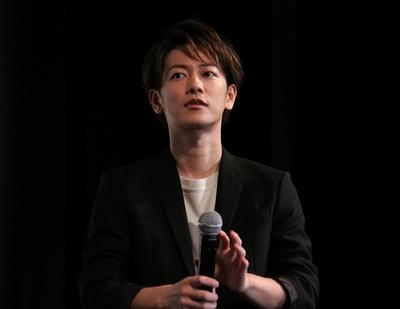 佐藤健, Oct 06, 2016 : 東京都内で開催された映画「何者」ガールズ試写イベント
