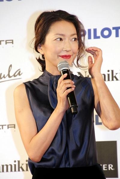 万年筆ベストコーディネイト賞2013の羽田美智子