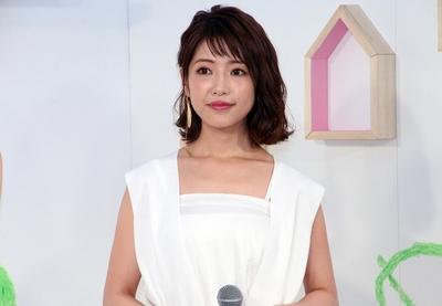 舟山久美子, Jun 21, 2016 : 東京都内で行われた化粧品ブランド「SK-2」の新キャンペーン記念イベント