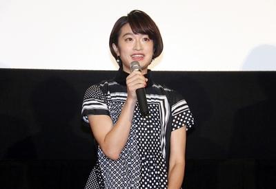 門脇麦, Jun 25, 2016 : 東京・新宿ピカデリーにて行われた映画「二重生活」の初日舞台あいさつ