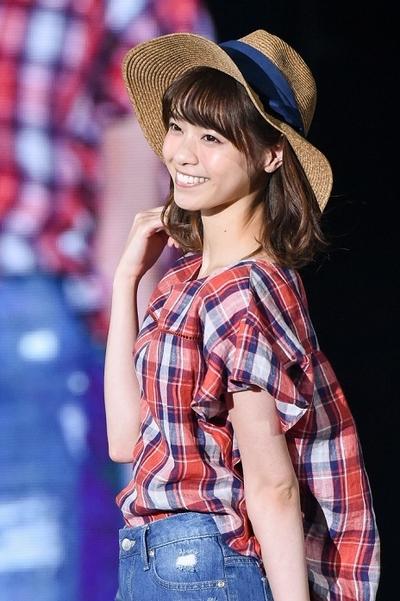 西野七瀬/Nanase Nishino(乃木坂46/Nogizaka46), Apr 09, 2016 : 13回目を迎えたファッション&音楽イベント「GirlsAward 2016 SPRING/SUMMER」