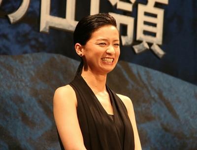 尾野真千子/Machiko Ono, Feb 04, 2016 : 映画「エヴェレスト 神々の山嶺」の完成披露試写会