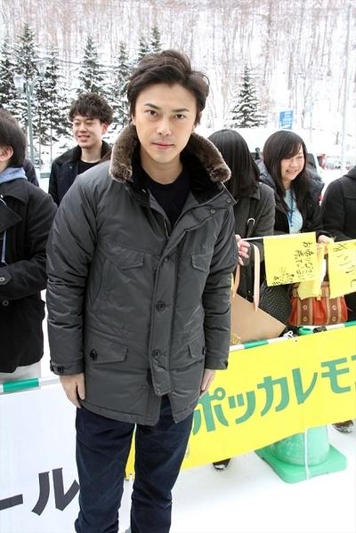 勝地涼/Ryo Katsuji, Feb 25, 2016 : 「ゆうばり国際ファンタスティック映画祭2016」表彰式