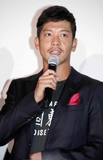 駿河太郎, Sep 22, 2016 : 東京・丸の内ピカデリーにて行われた映画「真田十勇士」の初日舞台あいさつ