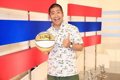 澤部佑(ハライチ), Jun 11, 2016 : WOWOWのNBA中継にゲスト解説者として出演したお笑いコンビ「ハライチ」の澤部佑さん