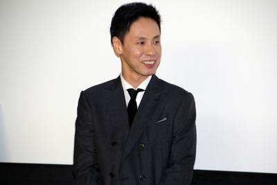 大倉孝二/Koji Ohkura, Aug 29, 2015 : 映画「ロマンス」(タナダユキ監督)の初日舞台あいさつ
