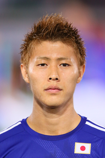 柿谷曜一朗/Yoichiro Kakitani (JPN),  SEPTEMBER 9, 2014 - Football / Soccer :  KIRIN Challenge Cup 2014  match between Japan 2-2 Venezuela  at Nissan Stadium, Kanagawa, Japan.   (Photo by Yohei Osada/AFLO SPORT) [1156]